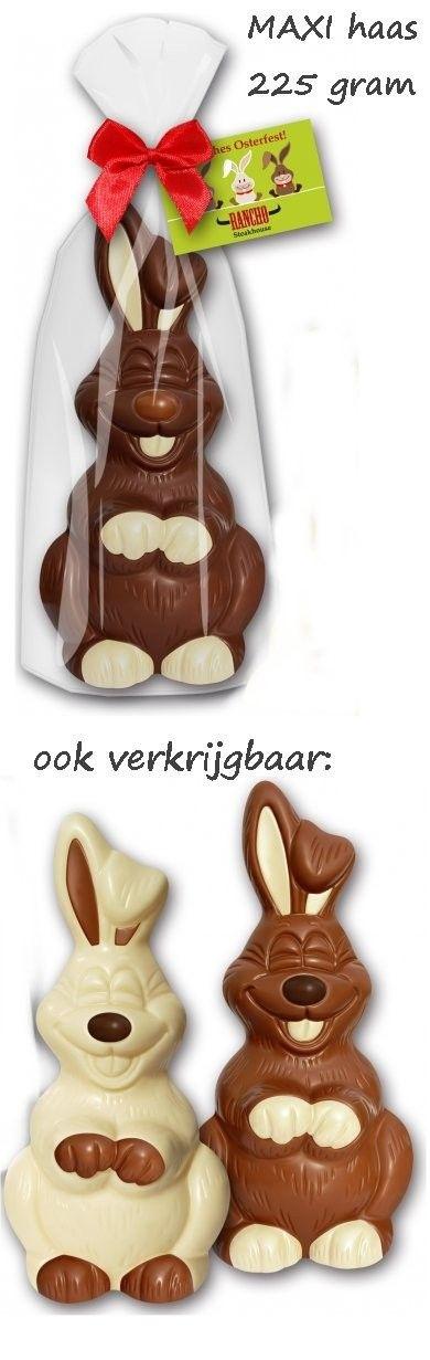 chocolade Paashaas, MAXIMA