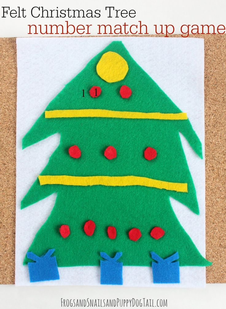 1000 ideas about felt christmas trees on pinterest felt for Number of ornaments for christmas tree