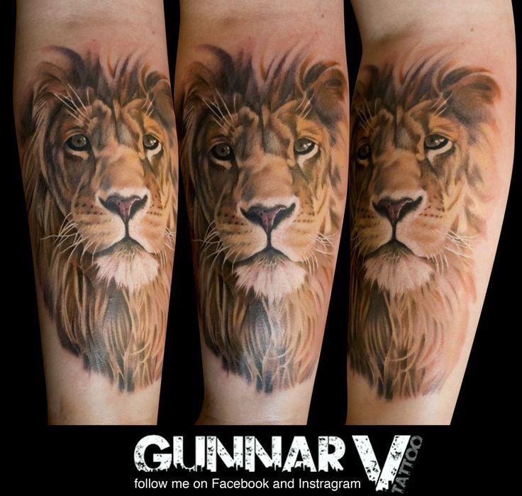 done by Gunnar V - Icelandic Tattoo artists