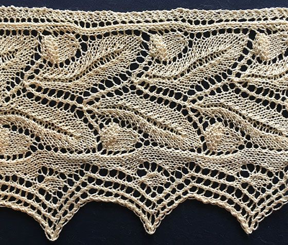 Knitting Pattern Jargon : 8 best images about Crafts - Knitting Lace on Pinterest Free pattern, Lace ...