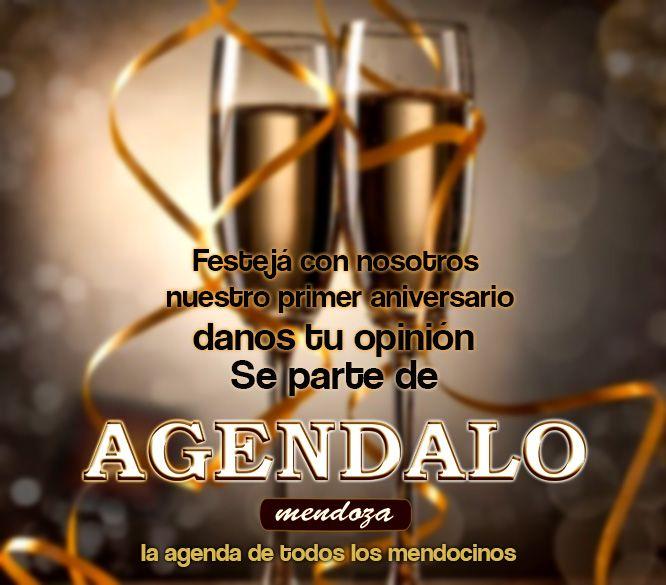 Estamos de festejo, unite a nosotros. http://www.agendalomza.com/