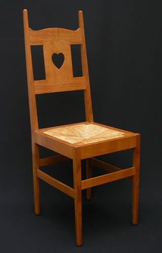 CFA Voysey Bedroom Chair