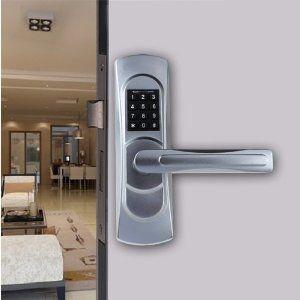 Agptek Silver Right Hand Electronic Digit Code Keyless