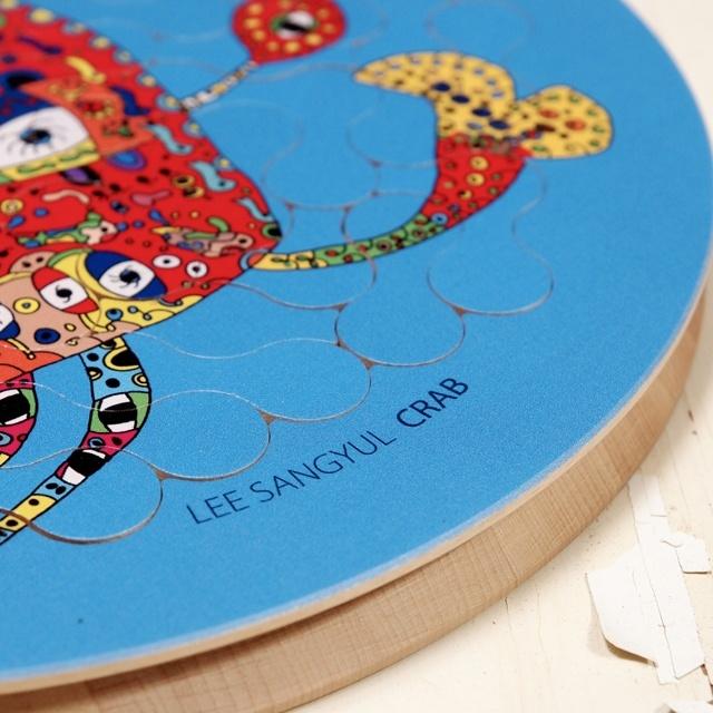 Crab, Lee Sangyul