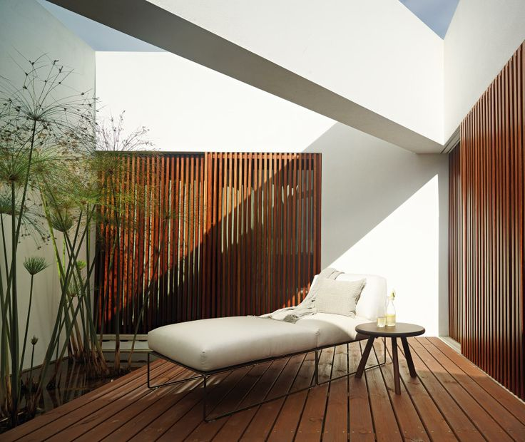 13 best Chaise-longues images on Pinterest Chairs, Chaise longue - designer gartensofa indoor outdoor