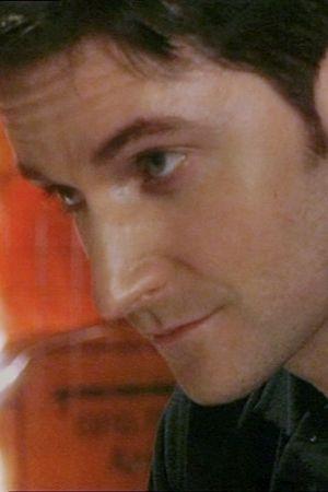 Richard's eyes, nose, smile, and profile