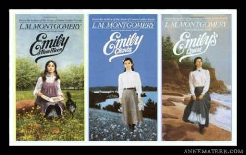 Emily series by L.M. Montgomery:
