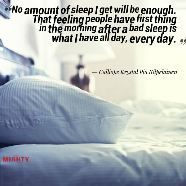 I have MS Chronic Fatigue...18 People Describe What Chronic Fatigue Syndrome Feels Like