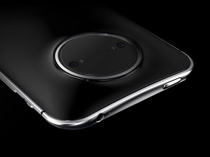 iPhone Pro Concept Phone