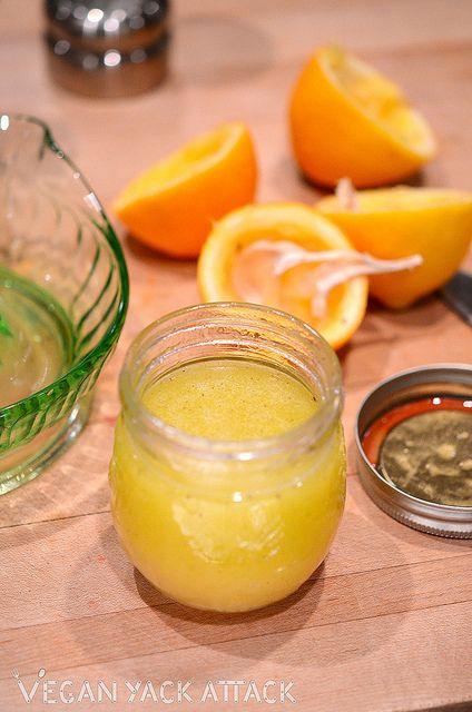 Lemon Garlic Vinaigrette | Italian Meals | Pinterest | Salad Dressings ...