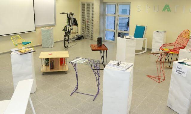 En Uninorte: estudiantes de Diseño Industrial crean muebles para 'millennials'