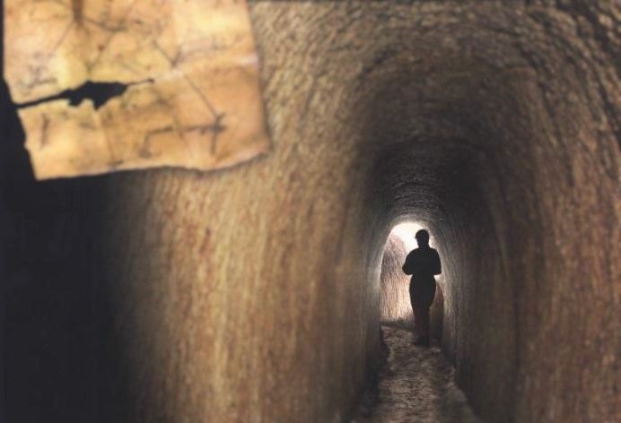 Massive, 12,000-year-old underground tunnels stretch from Scotland to Turkey