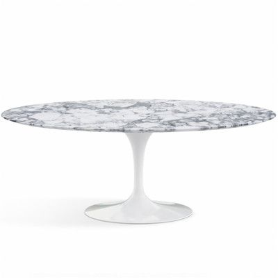 "Knoll ® Saarinen 78"" Oval Dining Table 