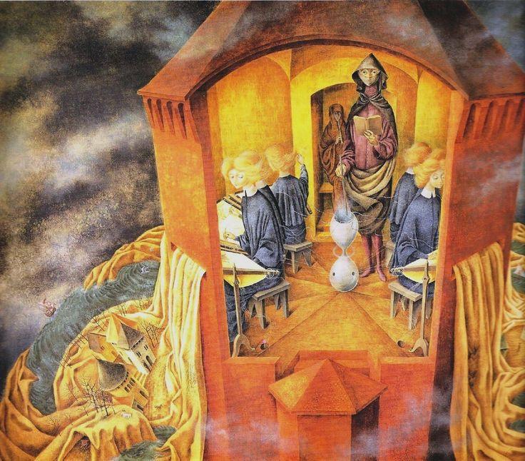 Surrealist painter Remedios Varo Uranga | CiM 282