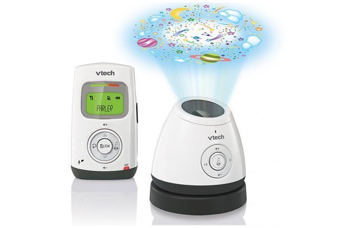 Le babyphone Vtech Lightshow BM2200 est un modèle qui se différencie de la concurrence de par ses fonctionnalités avancées et surtout bien pensées.