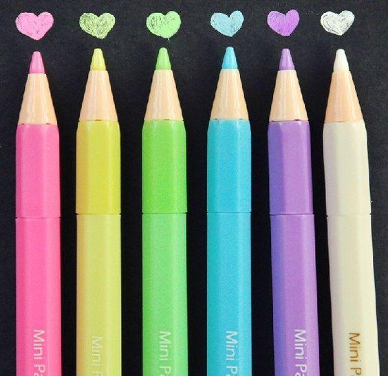 Oiou !!!!!!!!!! Des couleurs pastels