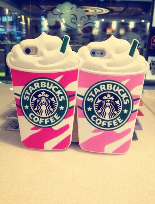 Starbucks iphone case