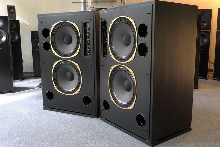Tannoy FSM Studio Monitors-Dream Speaker in Collectors Condition-Like New | TV, Video & Audio, Heim-Audio & HiFi, Lautsprecher & Subwoofer | eBay!