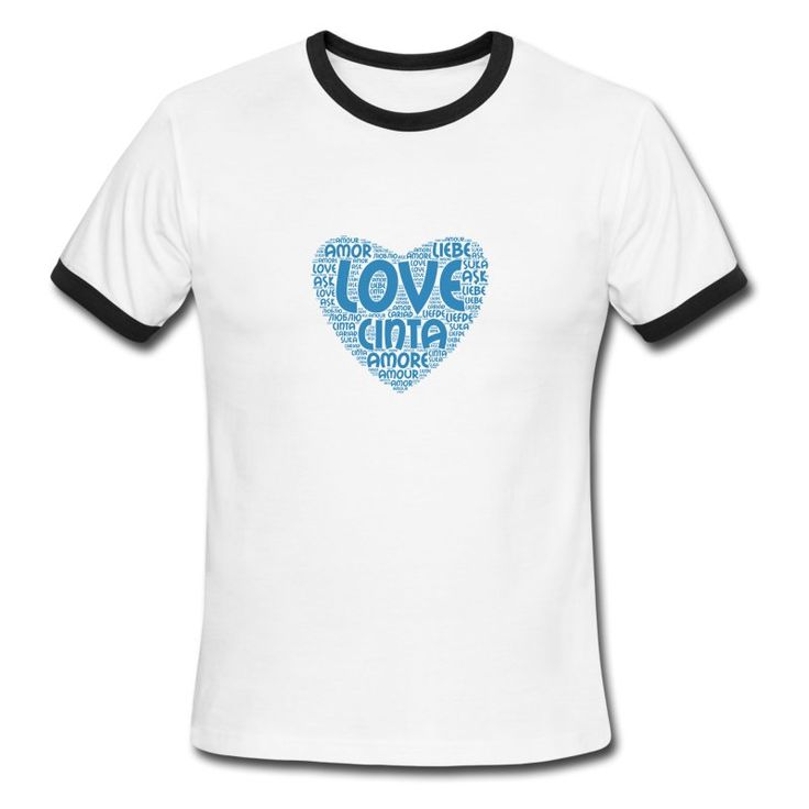 Love T-Shirt for men