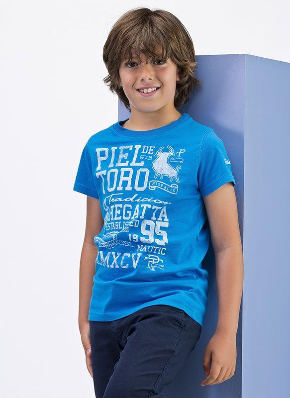 Alucinará con sus nuevas camisetas http://tienda.pieldetoro.com/150-nino-camisetas