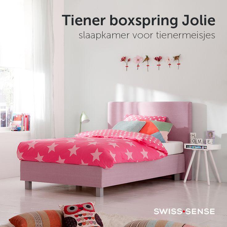 Tiener boxspring Jolie en Maxim | Nieuw bij Swiss Sense | SwissSense.nl