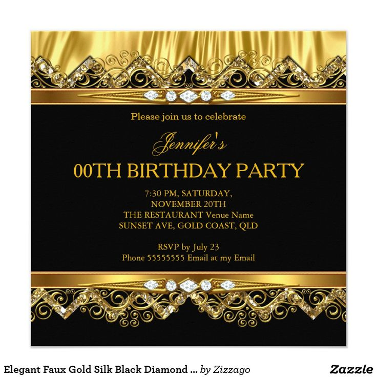 174 best Womens & Girls Birthday Party Invitations images on Pinterest