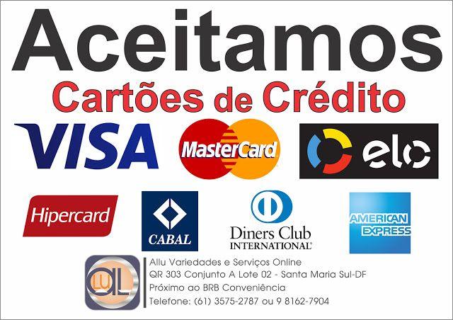 Pin De Rosangela Ferreira Em Salao Carta Cartoes De Credito