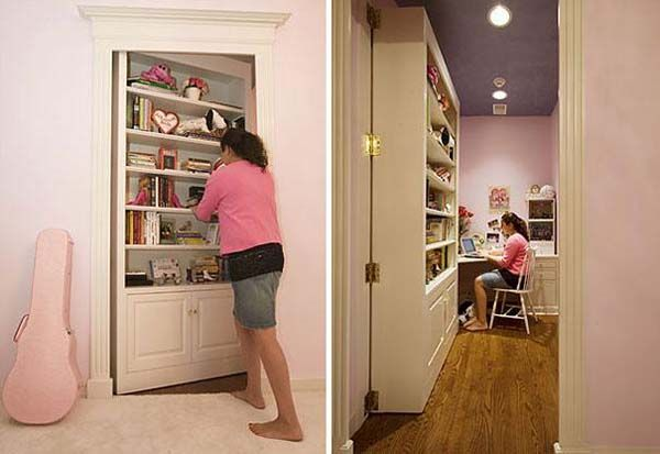 Separare lo spazio di gioco di tuo figlio con quest'idea interessante