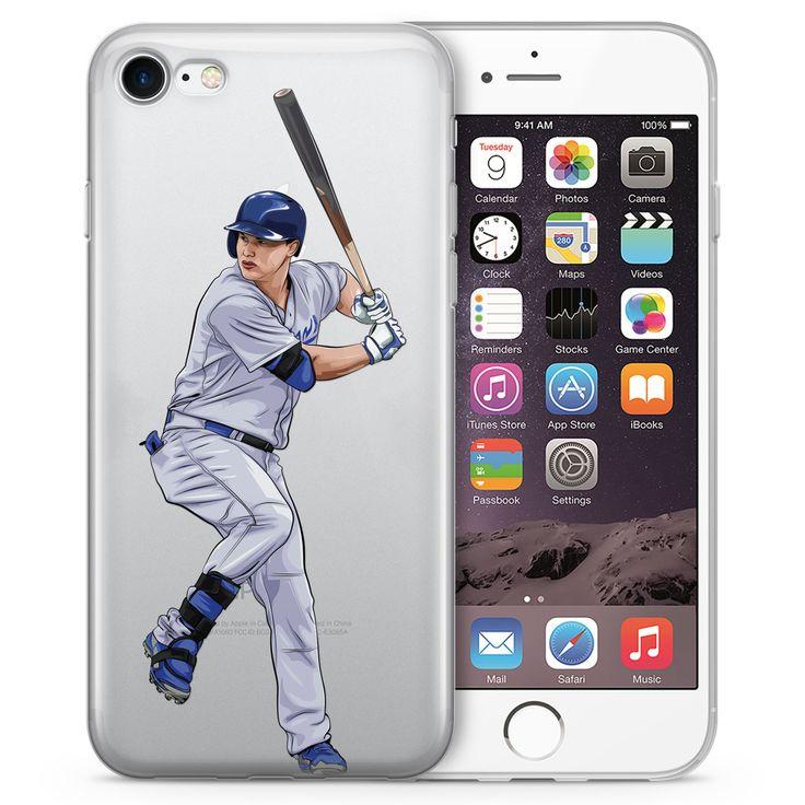 Young Joc Baseball iPhone Case