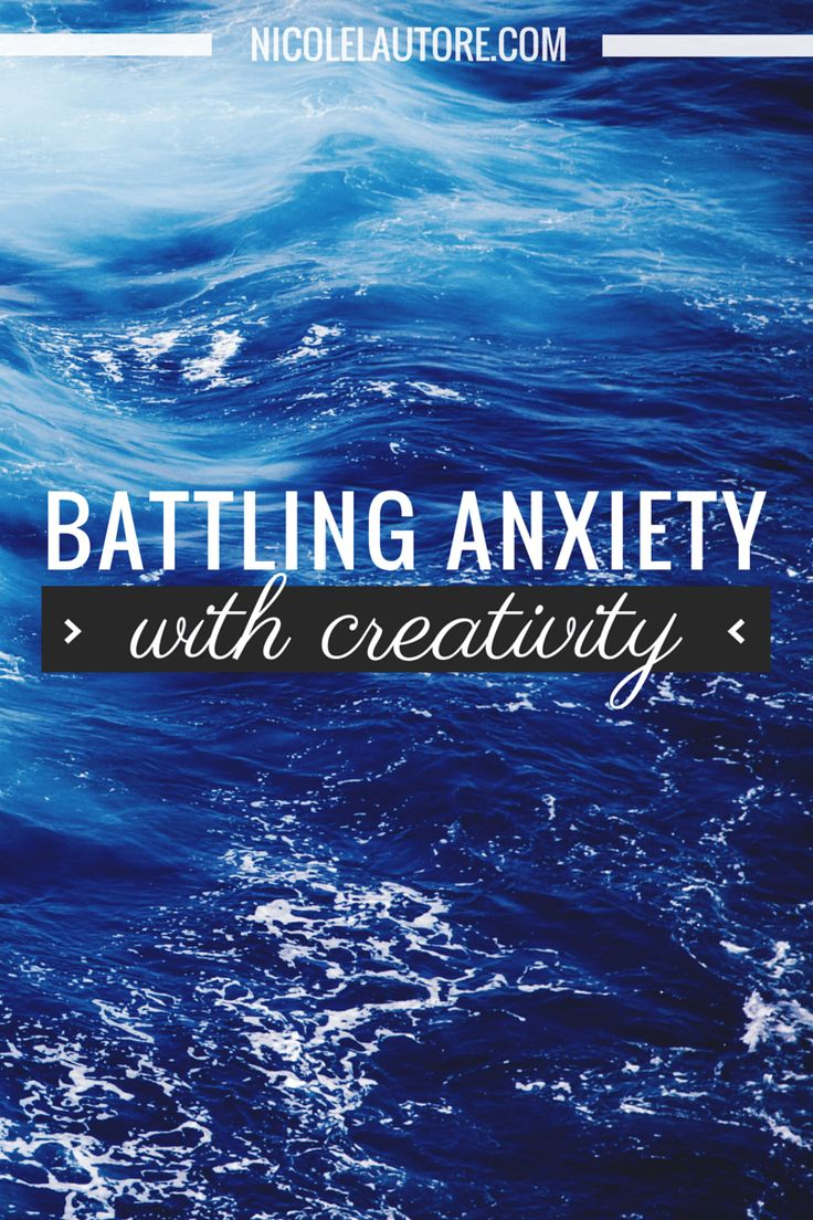 battling anxiety with nicole lautore