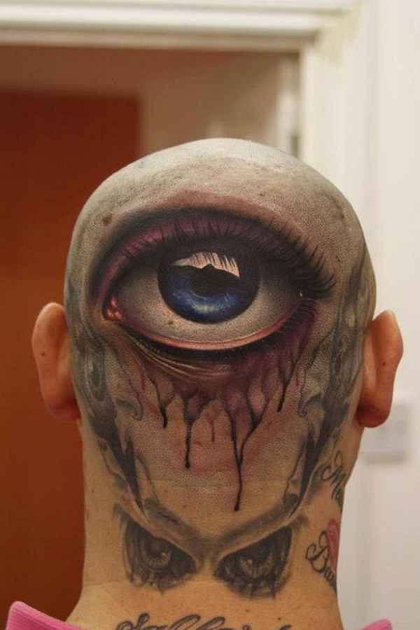 Most Crazy Tattoo - Click the picture for more - #Tattoo # Idea