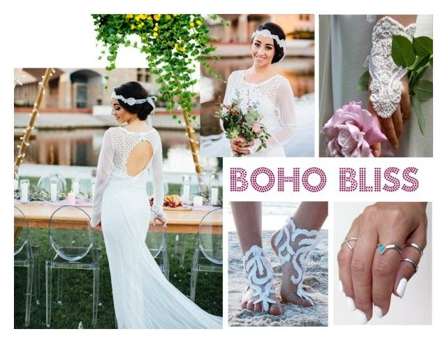"""Boho Bliss"" by mahiyaleather on Polyvore"