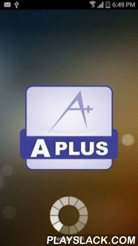Aplus Dialer  Android App - playslack.com ,  Aplus Dialer is the Mobile Dialer that allows to make VoIP calls from any of the android devices and it uses 3G/Edge/Wi-Fi Internet connectivity. It is developed based on the requirements of VoIP Providers business needs.Aplus Dialer Features:-It uses SIP protocol based for signalingSupports G729, PCMU, and PCMA codecsRuns behind NAT or Private IPUser Friendly InterfaceAuto Sync of BalanceReal Time Sip status messagesCall HistoryAddress book…