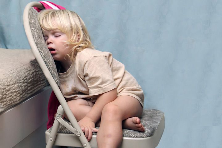 Sleep Disorders (Problems) In Children - Types, Signs & Treatments