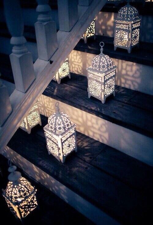 Moroccan lamps - Maroc Désert Expérience tours http://www.marocdesertexperience.com