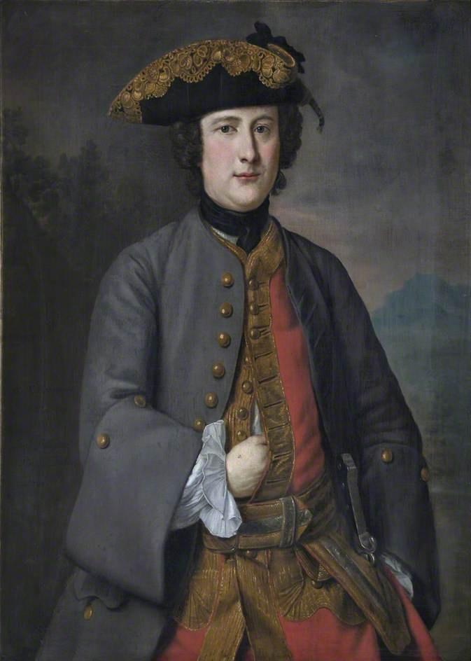 William Stewart, 1st Earl of Blesington  by Stephen Slaughter