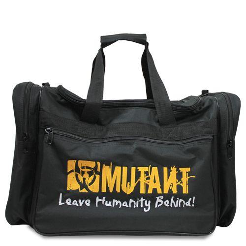 Mutant M2W Gym Bag (Black)