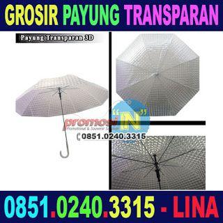 Jual Payung Transparan Surabaya