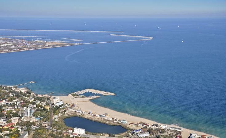 Staţiunea Eforie Nord, portul turistic. (  Rafael Cucu  ) - See more at: http://zoom.mediafax.ro/travel/1-mai-litoralul-vazut-altfel-12553950#sthash.y00fwixd.dpuf