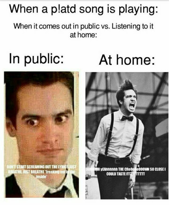 Panic at the Disco Meme by Neo-The-Freak19 on DeviantArt