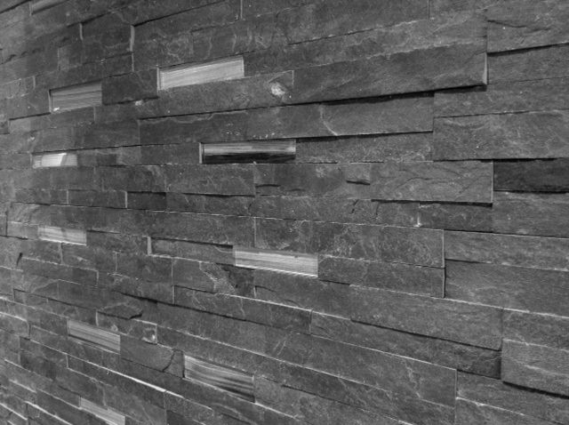 Badkamertegels Mozaiek Praxis : Natural Slate Tile