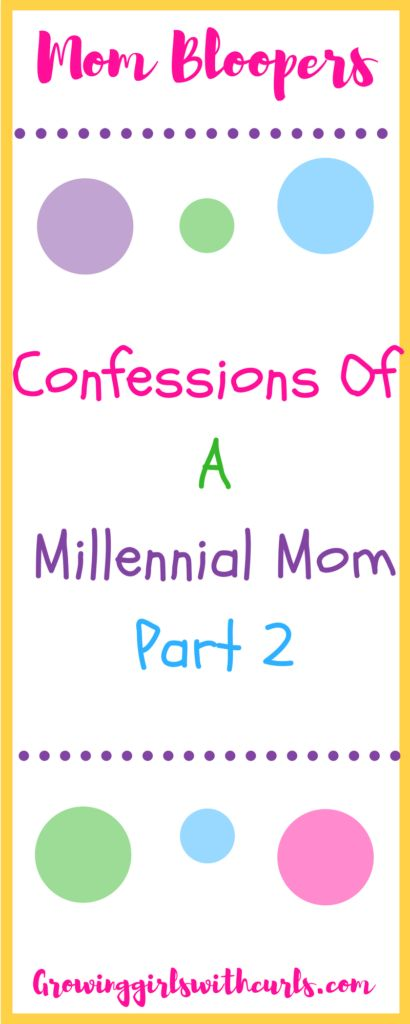 I received so much positive feedback from the first Confessions of a Millennial Mom post (read here), that I made a part 2. This is a collab post with fellow millennial mom bloggers who understand the struggle all too well. Feel free to leave a comment with your mom confessions down below. Confession #1: I …