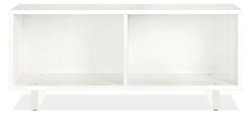 Moda Bookcase Benches - Bookcases & Shelves - Kids - Room & Board