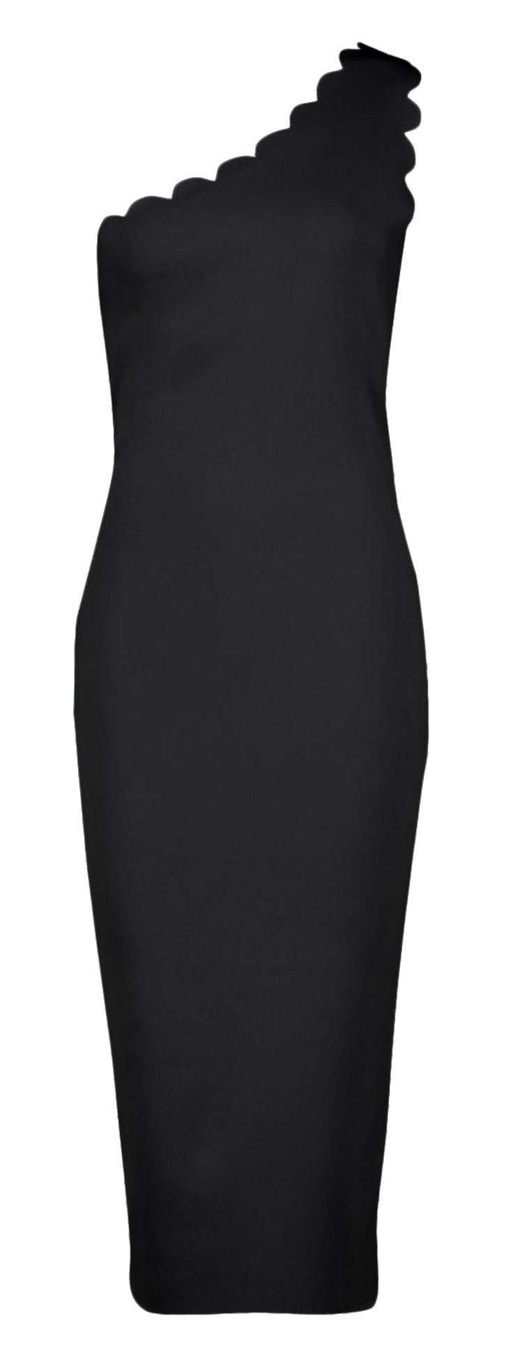 Cold Shoulder looks more pretty! Free shipping&eays return! This wave hem dress is detailed with body-con fit&slim fit! Take this LBD at Cupshe.com