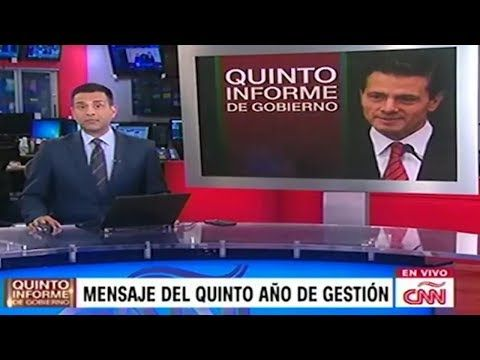 Ultimas noticias de MEXICO, INFORME ENRIQUE PEÑA NIETO 03/09/2017 - YouTube