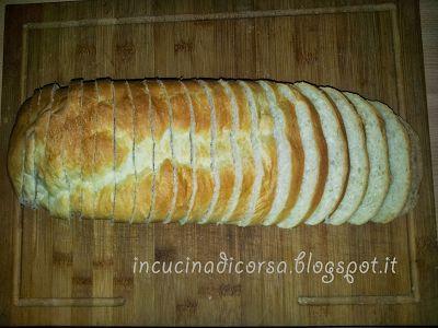 In cucina ... di corsa!: Pane bianco a fette ... MORBIDISSIMO!