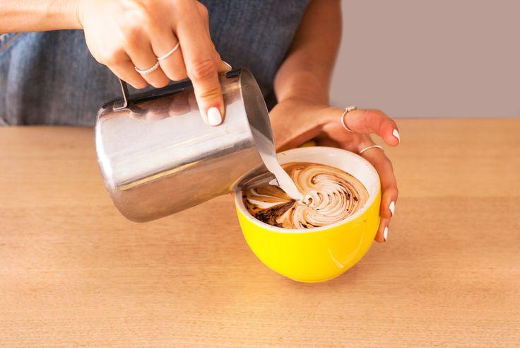 Campos Coffee, Kaffe, Fika Swedish Kitchen, Cafe, Fika, Barista, Coffee Art