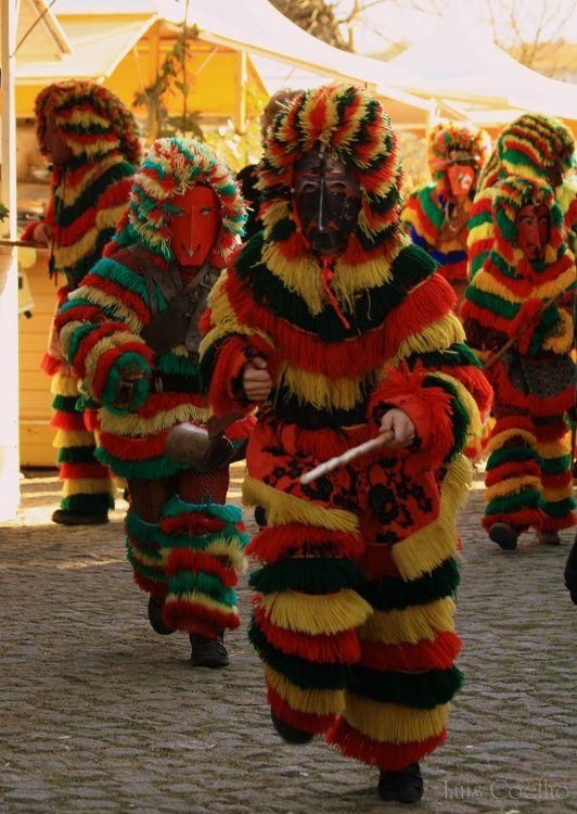 Caretos de Podence, Portugal | Fotografia de Luis Coelho | Olhares.com