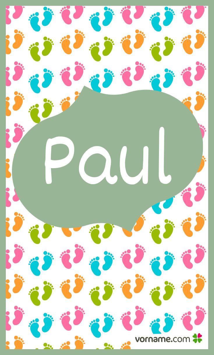 Der Name Paul gehört zu einer langen Liste alter deutscher Vornamen, die aktuell sehr beliebt sind. Hier erfährst Du mehr über seine Herkunft und Bedeutung!