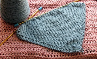 ~Pioneer Woman at Heart ~: Knitted Dishcloth/Washcloth Pattern